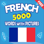 French 5000 Words with Pictures