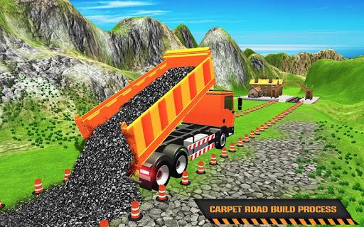 Highway Construction Road Builder 2019- Free Games 2 screenshots 15