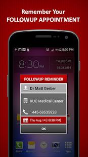 Medica Pill Medicine Reminder- screenshot thumbnail