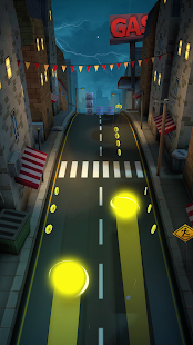 Overspin: Night Run – 3D double runner 6