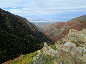 Photo: Salt Lake Overlook