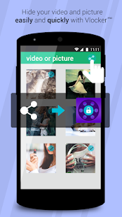 Hide Photos & Videos Vault Pro Screenshot