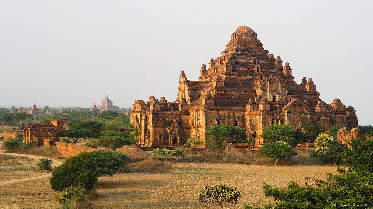 Đền Dhammayangyi
