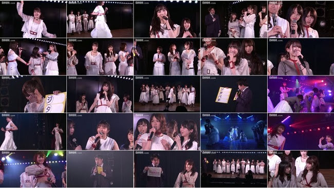 200301 (1080p) AKB48 Team8 ジタバタ初披露スペシャル DMM HD