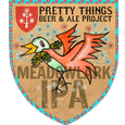 Logo of Pretty Things Meadowlark IPA