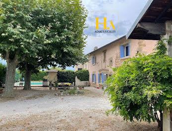 maison à Châteauneuf-sur-Isère (26)