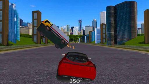 Car Highway Traffic Racer