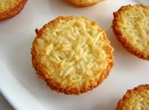 Macaroon Muffins Recipe