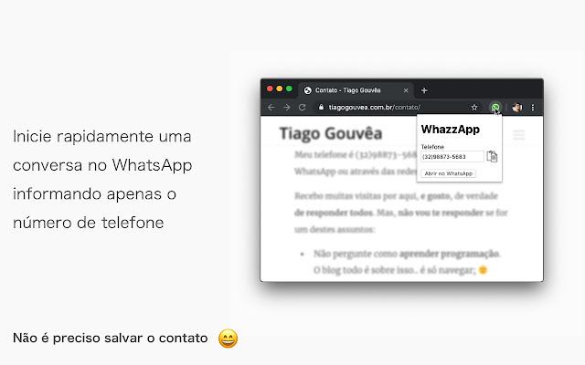 WhazzApp Plugin