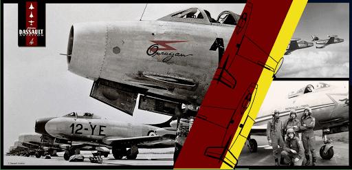 ouragan sweat dassault aviation barnstormer