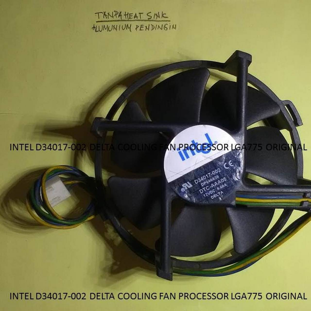 Pumakom Fan Processor Lga 775 Original