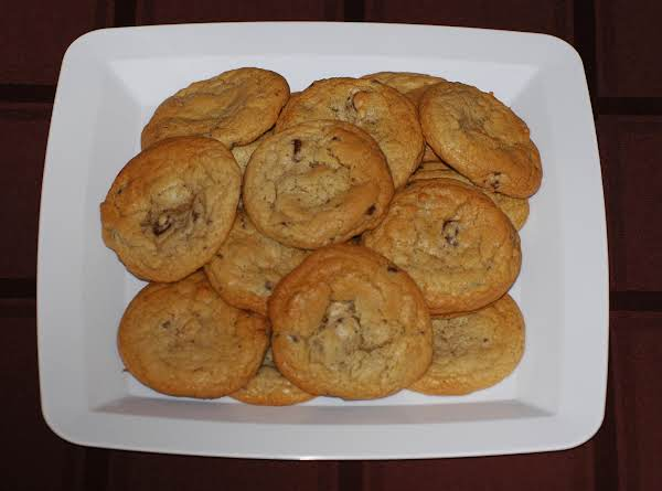 Good 'ol' Choc Chip Cookies Recipe