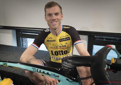 Lars Boom herstelt van zijn maagproblemen in Vuelta