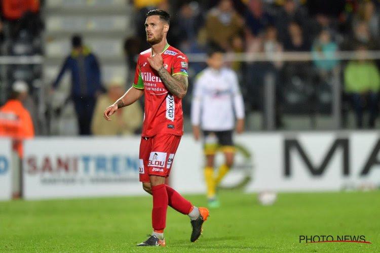 """Mathias Bossaerts: """"Sous Davies, nous jouions avec la philosophie de Guardiola"""""""
