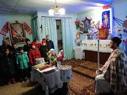 Святий Миколай завітав до дітей на традиційних парафіях Харківщини та Донеччини, 18-19 грудня 2019 р. Б.