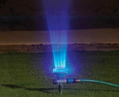 Zahradní sprinklery Návrh nápady - náhled