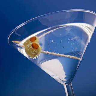 Vodka Martini.