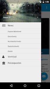 Schweiz Polizei News screenshot 0