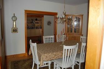Photo: Formal Dining Room