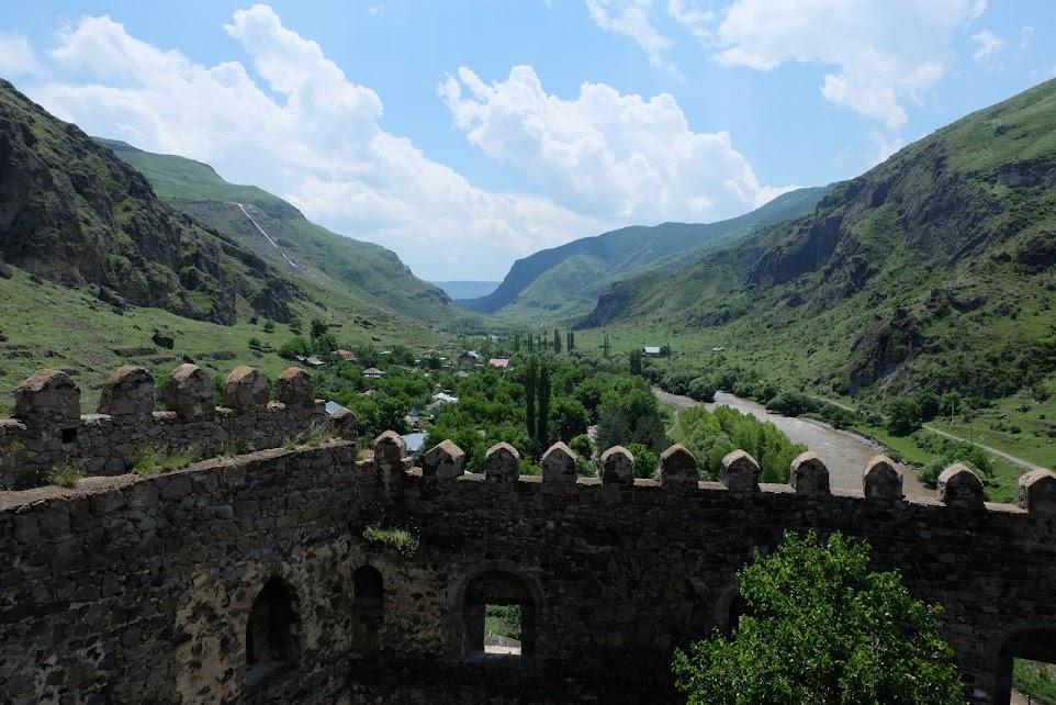 Большое путешествие по Грузии, июнь 2017