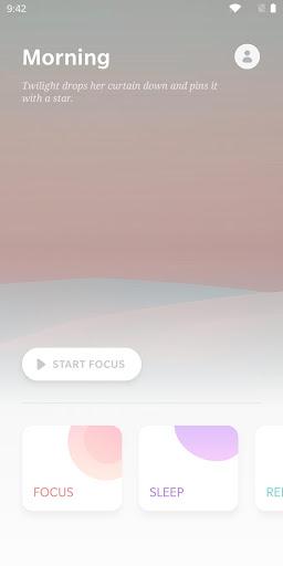 Tide - Sleep Sounds, Focus Timer, Relax Meditate 2.8.1 screenshots 1