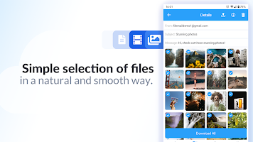 Filemail - File Transfer To Send Large Files