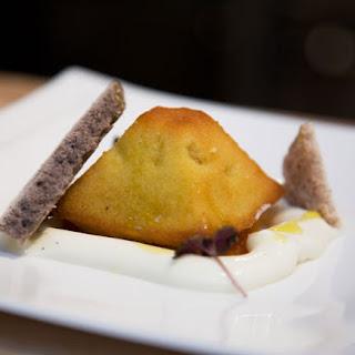 Ravani > Semolina Cake with Olive Oil.