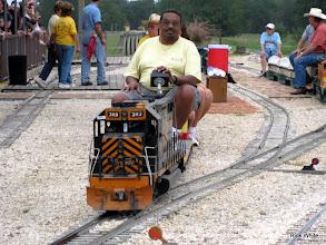 Photo: Caleb Robers engineer.     HALS 2009-0919