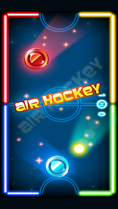 Neon Air Hockey – Extreme A.I. Championship 1