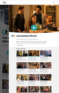 ITV Hub- screenshot thumbnail