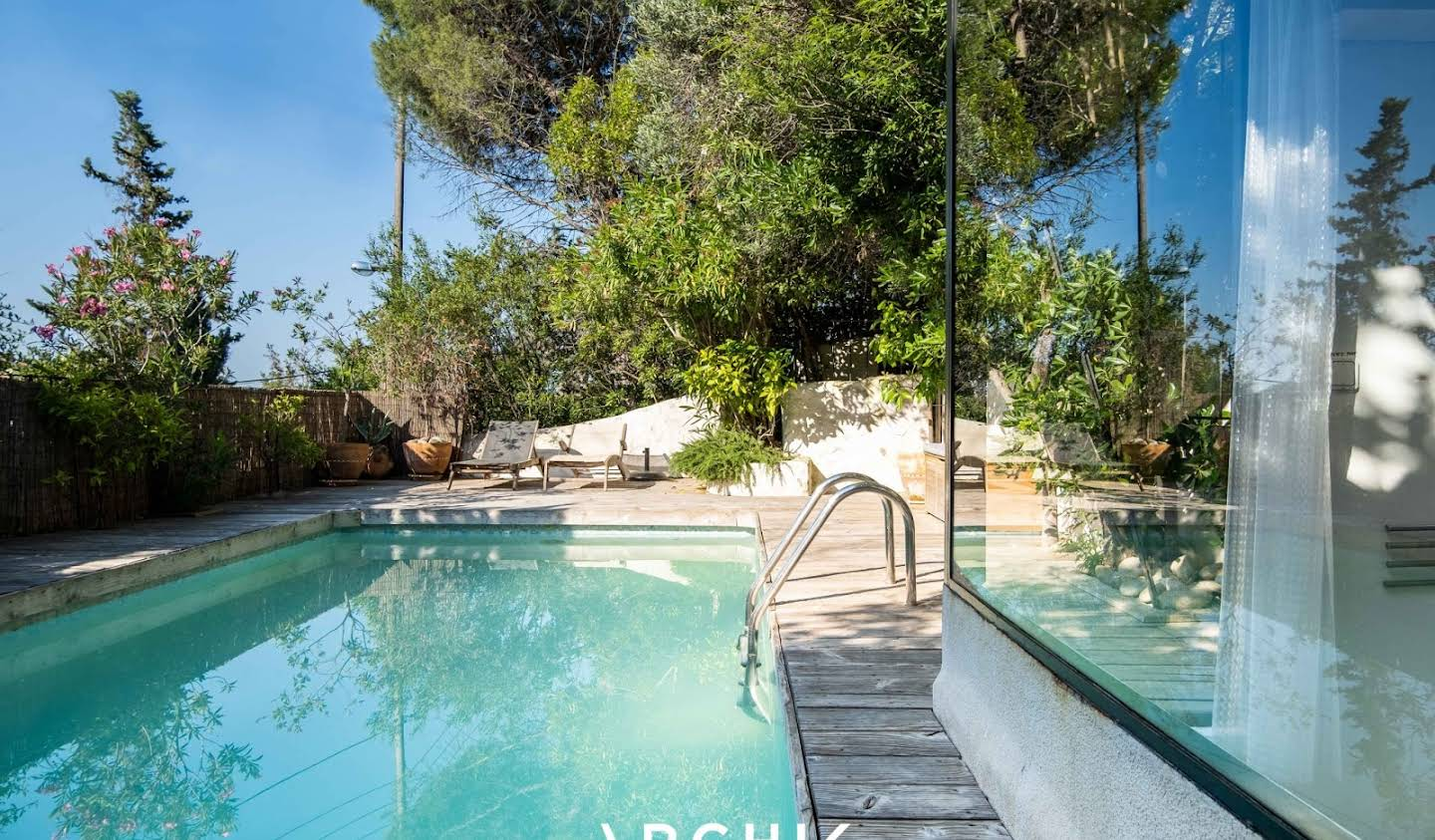 Maison avec piscine et terrasse Marseille 7ème