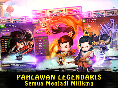 MMOG Swordsman Legend- screenshot thumbnail