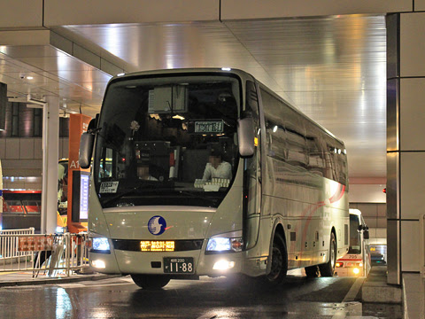 神姫バス「プリンセスロード」 1188