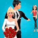 Wedding Rush 3D! icon