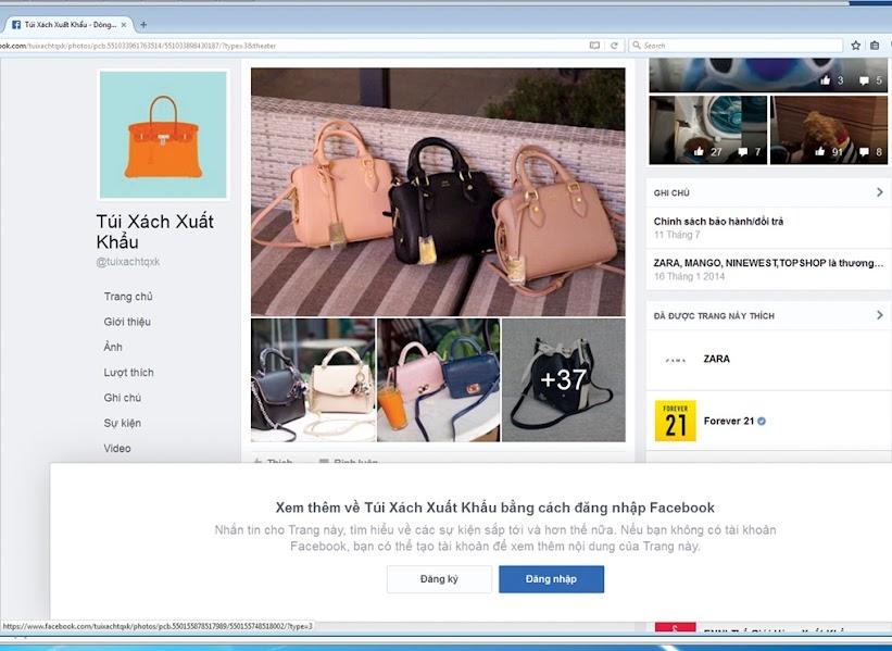 Việt Nam đứng thứ 2 khối xuất khẩu trong Asia sử dụng mạng xã hội để quảng cáo