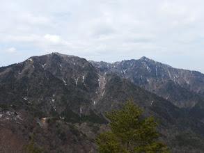 水沢岳・鎌ヶ岳