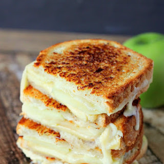 Apple Grilled Cheese.