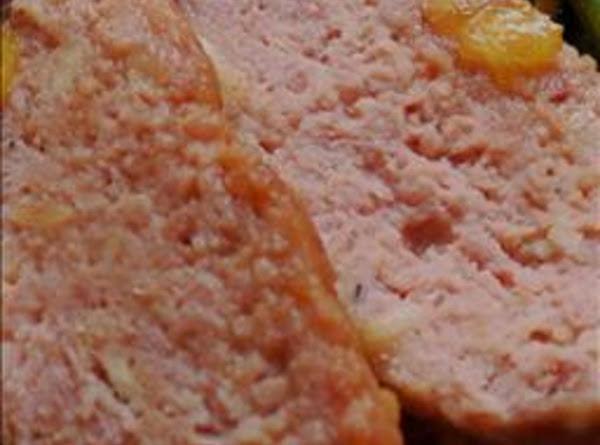 Grandma Smith's Ham Loaf Recipe