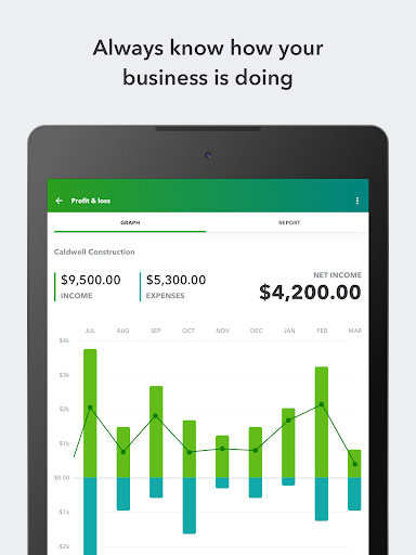 QuickBooks Online Accounting, Invoicing & Expenses  Screenshots 12