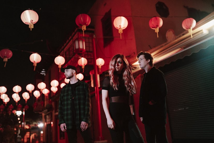 [迷迷演唱會] 創連續三年來台完售紀錄  新生代搖滾樂團 AGAINST THE CURRENT  攜新輯四度來台開唱