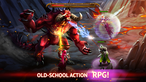 Guild of Heroes [Mod] - Nhập vai giả tưởng