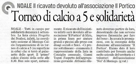Photo: Il Gazzettino di Venezia (29.08.2013)