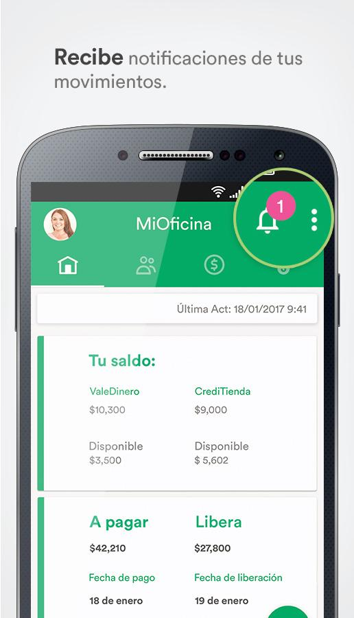 MiOficina®- screenshot