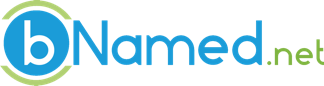 Bnamed logo