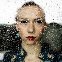 Raindrops portrait  di