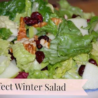 Perfect Winter Salad.