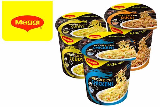 Bild für Cashback-Angebot: Maggi Asia Noodle Cups