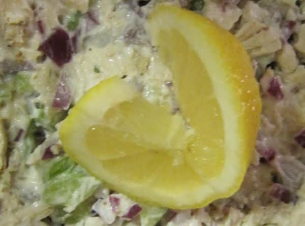 Kitty's Chicken Salad Croissants