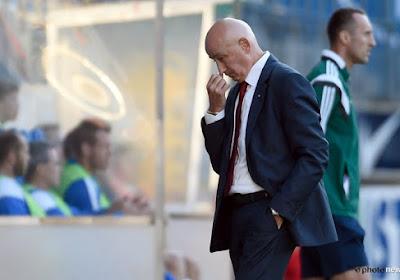 Le Standard de Liège et Slavo Muslin se quittent dos à dos