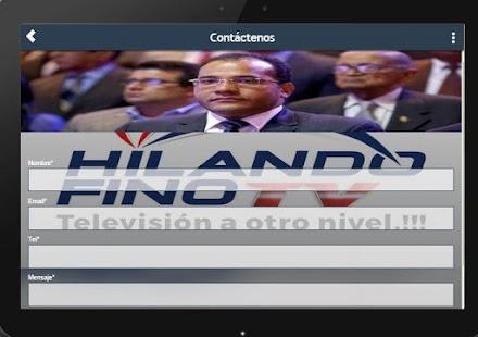 Hilando Fino TV - náhled